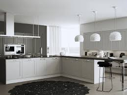 cuisine blanche et grise cuisine blanc et gris photos de design d int rieur coration lzzy co
