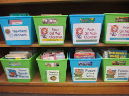 simple solutions for an organized classroom library scholastic