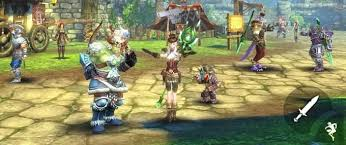 best android mmorpg of the best mmo for android and ios 2017