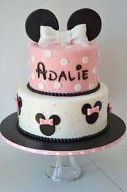 The 25 Best Minnie Mouse Cake Ideas On Pinterest Mini Mouse
