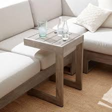 serving sofa side table slide under in russian style u2014 bitdigest