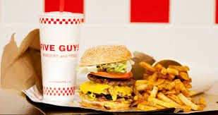 five guys hours opening closing in 2017 menu near me