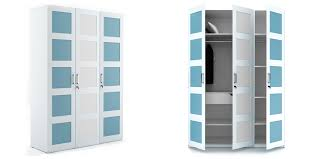 Hinged Wardrobe Doors Wide Range Of Hinged Wardrobes And Almirah Designs Online From