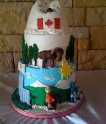 Cake Decorating Supplies Ontario Top Canada Day Cakes Cakecentral Com