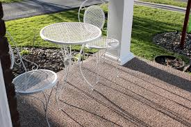 Lowes Outdoor Patio Rugs Decor Tips Bistro Table With Outdoor Chairs And Indoor