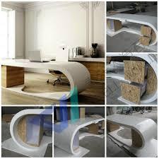 Latest Furniture Design 2017 Furniture Office Round Office Desk Modern Elegant 2017 New