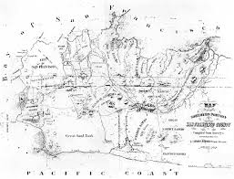San Francisco Topographic Map by San Francisco Historical Maps