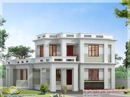 modern house roof flat roof hoe plans design medem latest house roofing designs