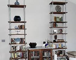 Galvanized Pipe Shelving by Galvanized Pipe Etsy