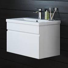 Slimline Vanity Units Bathroom Furniture by Trent Gloss White Bathroom Furniture Trent Gloss White Vanity