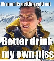 Bear Grylls Meme - bear grylls by recyclebin meme center