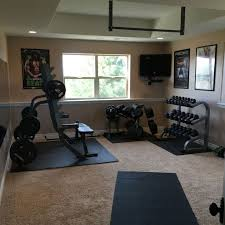 Decorating Home Gym Best 20 Home Gym Basement Ideas On Pinterest Basement Workout