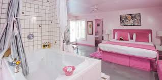 Bathtub Bed Voted Top 25 Small Hotel In Us Palm Springs Ca Bed And Breakfast