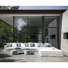 canapé d angle exterieur canape d angle exterieur salon de jardin en racsine idee terrasse