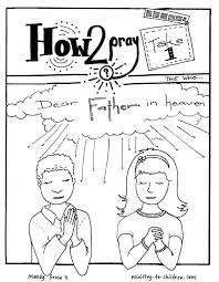 bible coloring pages preschoolers biblical preschool story stories