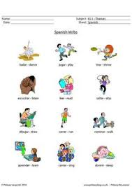 primaryleap co uk spanish fruit worksheet spanish printable