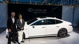 lexus ls 500 f sport lexus ls500 f sport rides u0026 drives