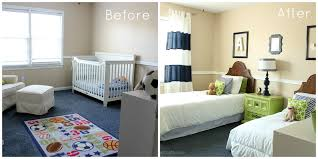 Bedroom Before And After Makeover - big boy room transformation reveal erin spain