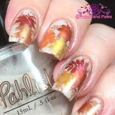 fall color nails by tiffany preen me