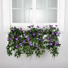 Porch Rail Flower Boxes by Artificial Flowers For Window Boxes Artificial Flower Arrangements