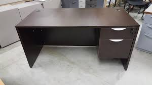 Espresso Office Desk Images Of Espresso Walnut Desk With Locking Drawers