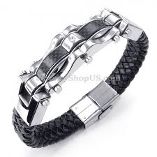 man titanium bracelet images Gold black exquisite titanium bracelets for men titanium jewelry jpg