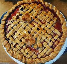 American Flag Pie Recipe Life Of Pie Baked Goods Home Facebook