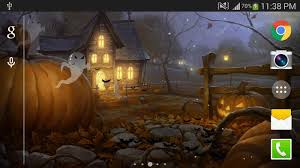 spooky halloween background sounds halloween live wallpaper pro android apps on google play