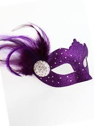 purple masquerade mask women s purple venetian swarovski masquerade mask