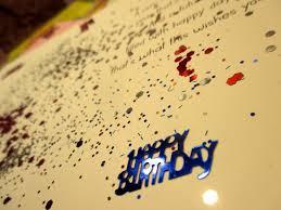 send a birthday gram birthday card glitter bomb send glitter funky delivery