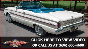 1963 ford falcon futura for sale youtube