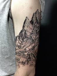 40 mountain tattoo ideas art and design