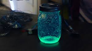 halloween glow jars at home with p allen smith youtube