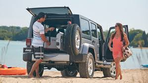 camping jeep 5 ultra luxe trips that are perfect to take in your jeep gq