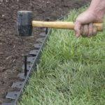 Garden Edge Ideas Garden Edge Ideas Remodelaholic 27 Beautiful Garden Edging Ideas