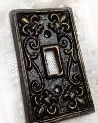 Shabby Chic Switch Plate by 35 Best Home Lighting Switch Plate U0026 Outlet Covers Images On