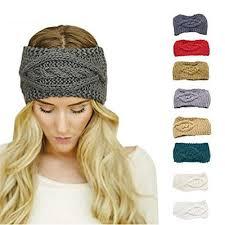 winter headbands 15 winter knit pattern braided headbands 2016 2017 modern