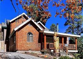 Tree Top Cottage Big Bear by Big Bear Cabin Rentals Five Star Vacation Rentals