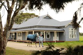 scone farmhouse traditional australian country farm house hunter
