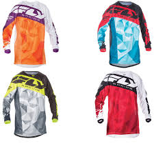motocross jersey fly racing 2017 kinetic crux youth motocross jersey junior