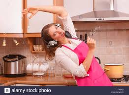 cooking preparing and making food concept modern beauty woman