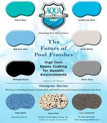 aquaguard 5000 epoxy pool paint for pool resurfacing