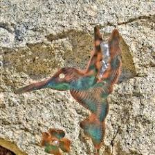 Sheet Metal Garden Art - pin by pondscum ceramics on grθup bθard shop ƭill υou Ꭰrop for