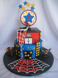 138 best spiderman cakes images on pinterest spiderman 5th