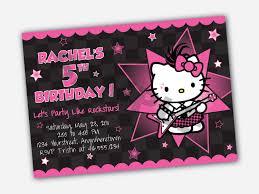 printable kitty invitations free