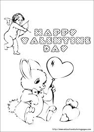 valentine u0027s coloring educational fun kids coloring pages
