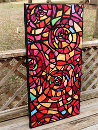 glass window painting ideas 25 unique painted window