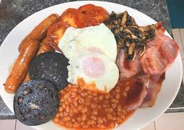 Now thats a Breakfast Picture of Sandwich Makers Diner Hemel
