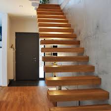 indoor interior solid wood stairs wooden staircase stair indoor wood stairs steps wholesale wood stairs suppliers alibaba