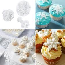 Aliexpress Com Buy 2016 Brand New 3pcs Snowflake Paste Cookie